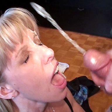 Carol cox fun fan facial 4
